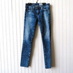 AG Legging Ankle Super Skinny Jeans 24